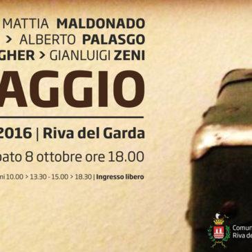 Il Viaggio: mostra collettiva a Riva del Garda