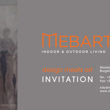 Design meets Art at Mebart