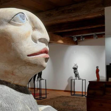 Copertina Galleria Tan Art